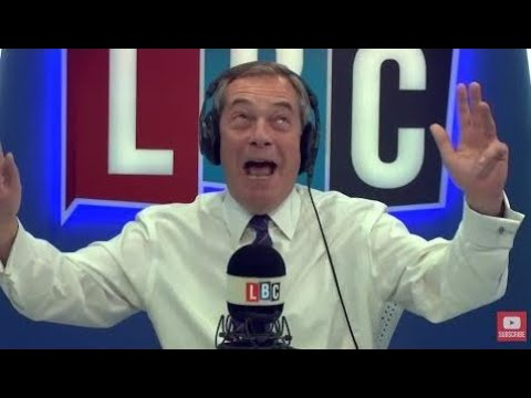 The Nigel Farage Show: BoE says seventy five,000 jobs could be misplaced because of Brexit LBC - 31