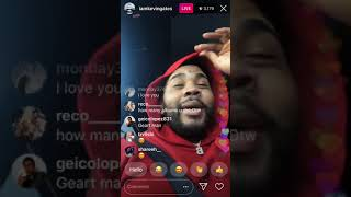 Kevin gates end his live when asked did he talk to nba young boy