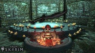 TES 5: Skyrim #Кузница атронахов - Даэдрический меч