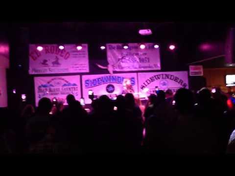 Chris Stapleton - What are you listening to Sidewinders Roanoke, VA