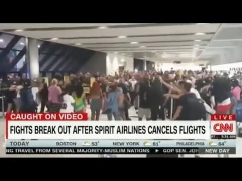Caos en un aeropuerto de Florida por vuelos cancelados (+Video) ::: Aerolínea atribuyó las cancelaciones a la Asociación de Pilotos de Aerolíneas ::: 09.05.2017 ::: Mundo ::: /mundo ::: Situación ::: /mundo/situacion/324 ::: /rss ::: /multimedia/videos/mundo/situacion/caos-en-un-aeropuerto-de-florida-por-vuelos-cancelados-video/238923