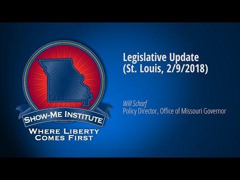 St. Louis Policy Breakfast: Legislative Update