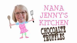 Nana Jenny Choc Truffles.