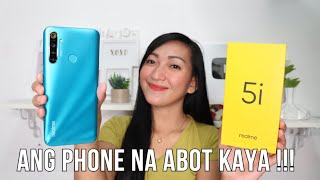 REALME 5i : UNBOXING & FIRST IMPRESSION