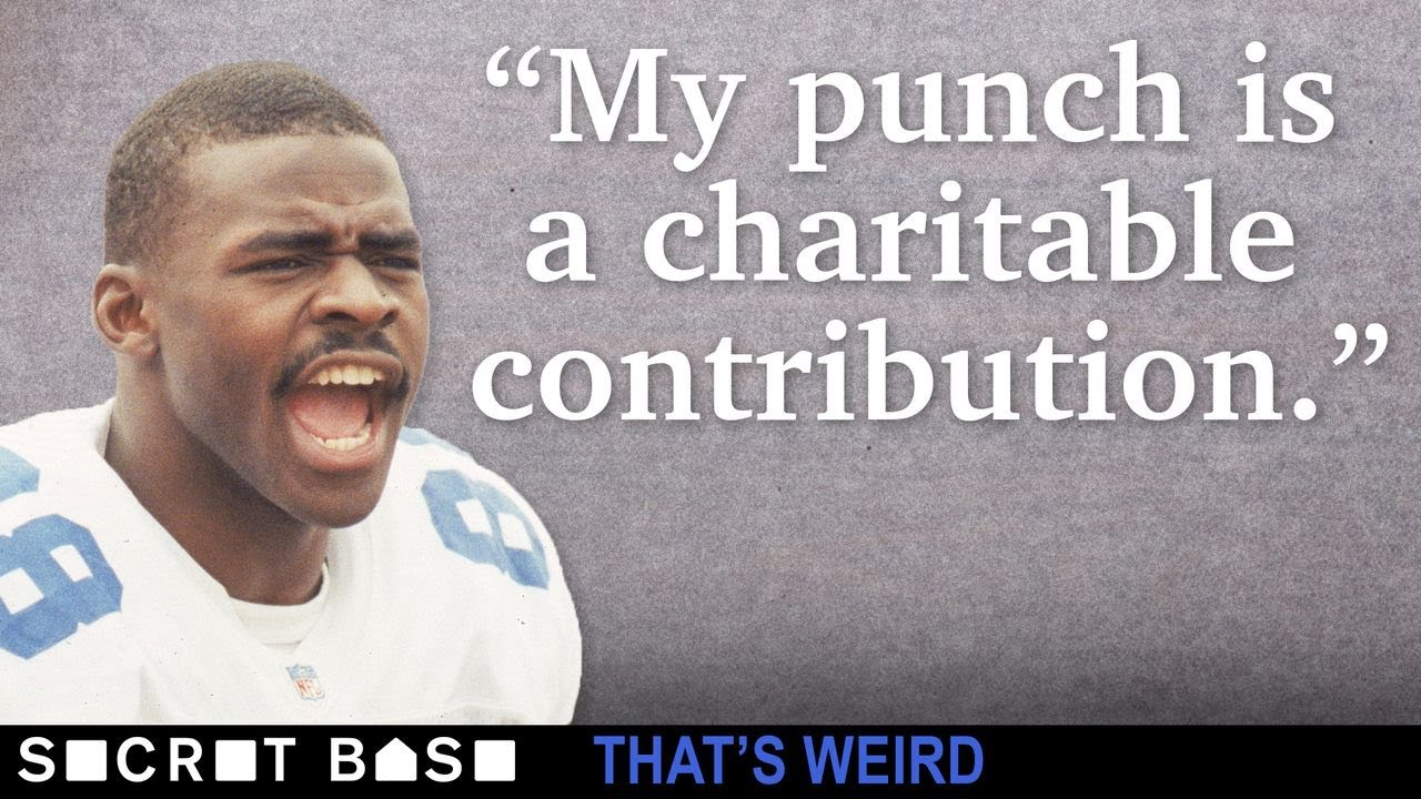 Michael Irvin led a Cowboys charity basketball team that beat opponents in every sense of the word