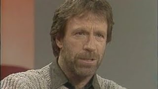 Chuck Norris - Interview with Bill Boggs