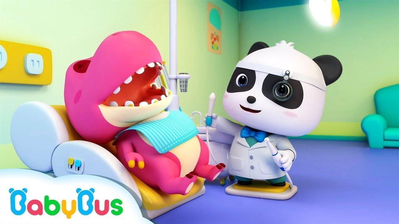 Download Main Dentist Hoon | बच्चों के कार्टून | हिन्दी राइम | Cartoon for Kids | BabyBus Hindi