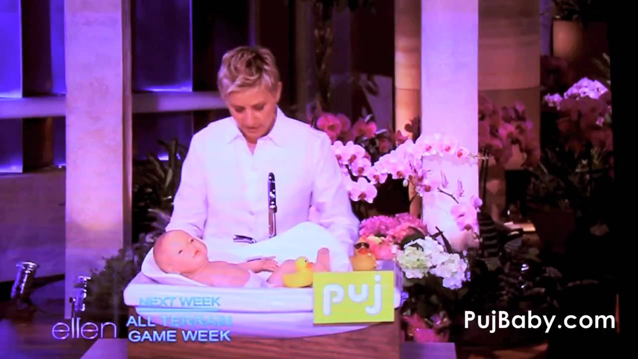 Ellen Show and Puj HD - YouTube