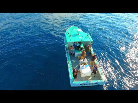 EXTREME SALTWATER FISHING!!!