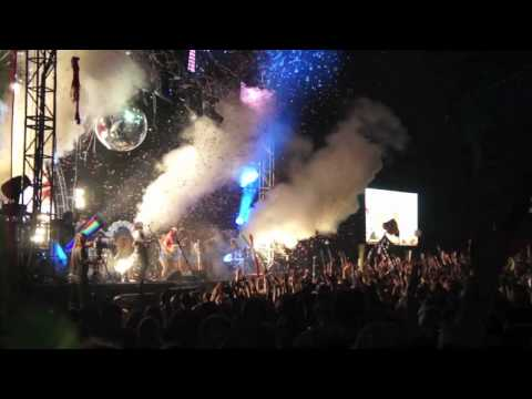 The Flaming Lips - Do You Realize - All Good Music Festival 2012