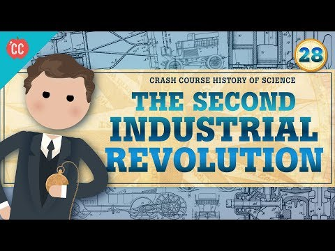 Ford, Cars, and a New Revolution: Crash Course History of Science #28