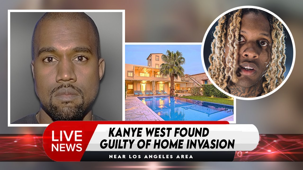 Download KANYE WEST FOUND GUILTY OF LIL DURK HOME INVASION