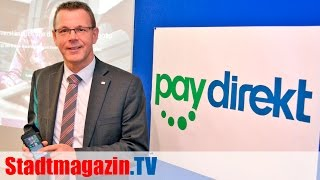 Norderstedt | Volksbank präsentiert paydirekt  | Stadtmagazin.TV