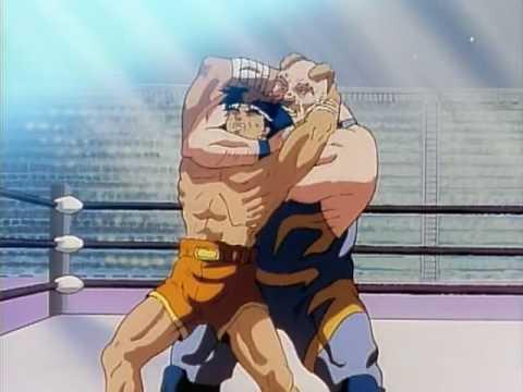 Fatal Fury 2 deleted scene - Joe Higashi vs Big Bear