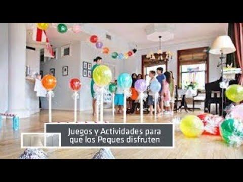 Cómo Organizar una Fiesta Infantil Con Poco Dinero Sencilla y Económica