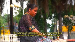 Repeat youtube video Sexual violence against Q´eqchí women in Guatemala