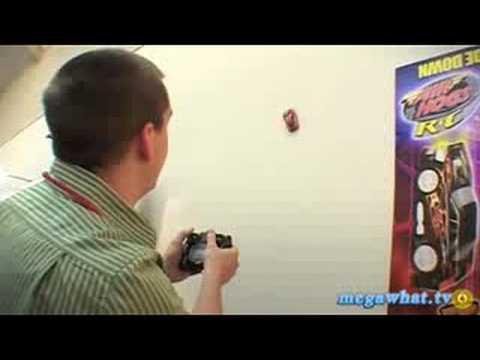 Антигравитационна кола - Wall climber car - количка която се движи по стени 12