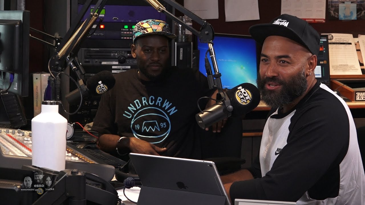 Ebro Blames 50 Cent! Is LaLa Cheating On Carmelo Anthony ...