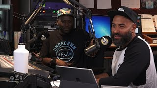 Ebro Blames 50 Cent! Is LaLa Cheating On Carmelo Anthony?
