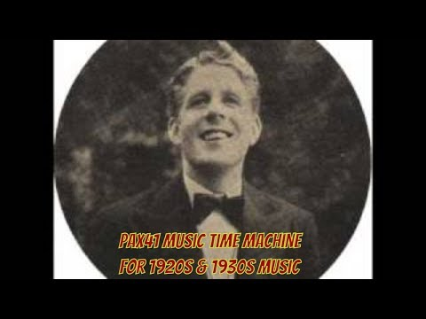 Rudy Vallee The One That I Love Loves Me Lyrics