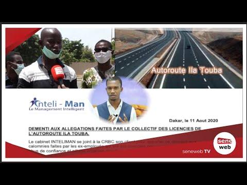[Taxaw seetlu] l'enfer des travailleurs de l'autoroute Ilaa Touba, licenciés
