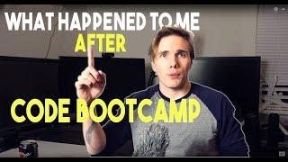 How I got my first job after code bootcamp.
