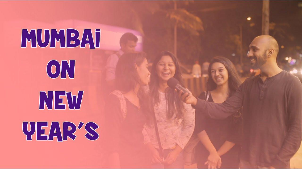 Mumbai On New Year's