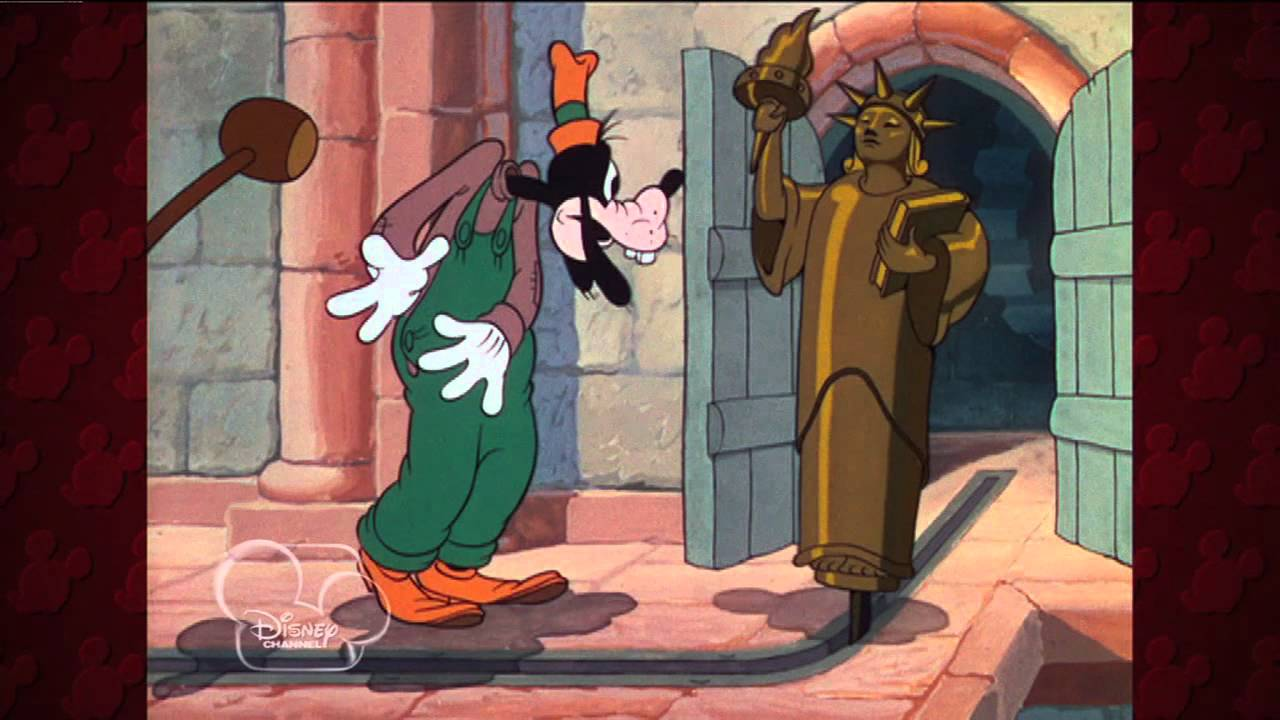 Have A Laugh! Clock Cleaners With Mickey Mouse