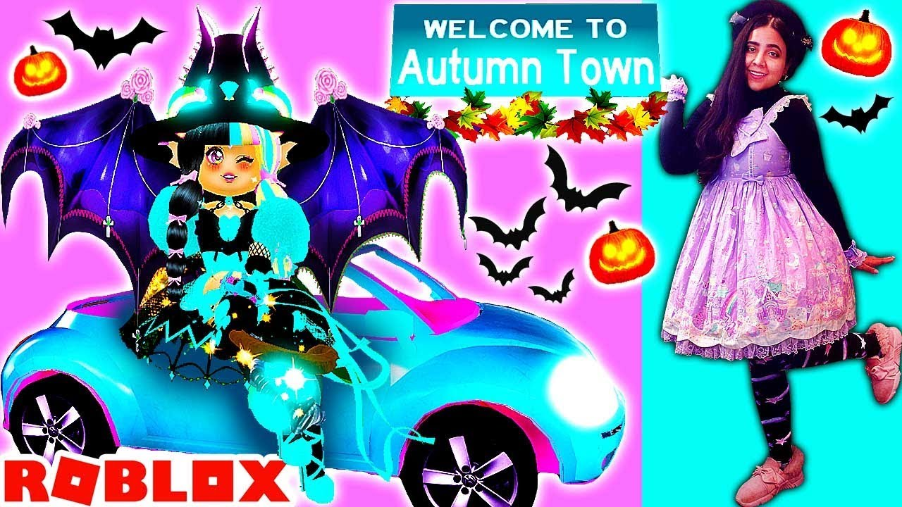 Autumn Town Is Finally Here Reacting To Autumn Town Royale High Brand New Update Roblox - How To Win The Maze Easy Autumn Town Royale High New Update Roblox