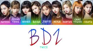 By-lemoring ★thank you for watching!★ ☆ sorry any mistakes artist: twice track: bdz album: