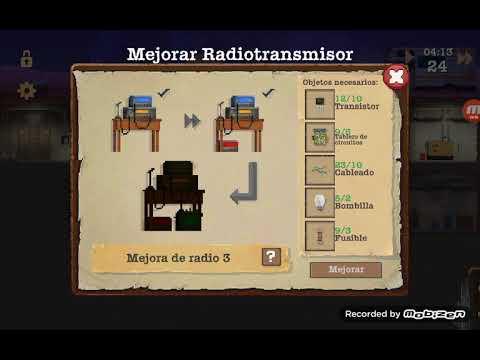 SHELTERED #11 Radio mejorada al MAXIMO