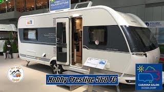 Vorstellung des Hobby Prestige 560 FC auf dem Caravan Salon 2019