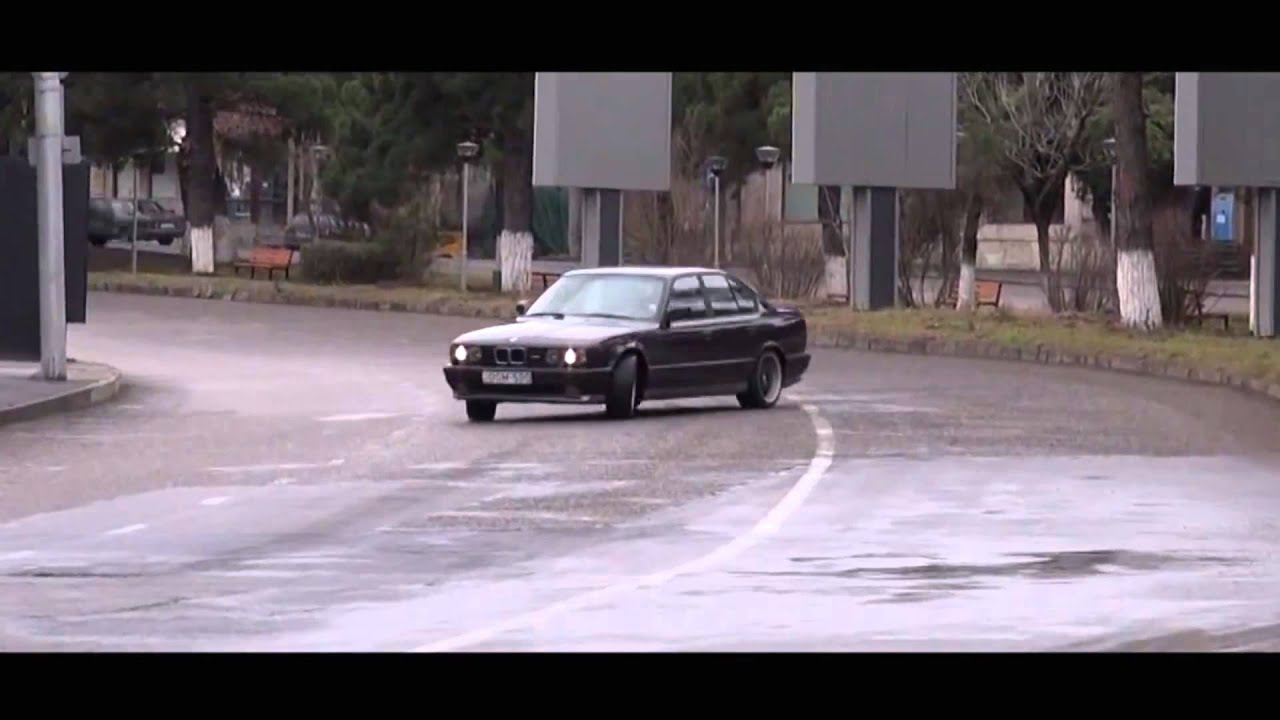 R I P In Honor Of Giorgi Tevzadze Bmw M5 E34 Street