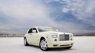 Rolls Royce Phantom 2003 седан
