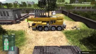Construction Machines Simulator 2016 parte 10