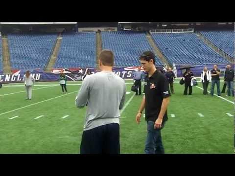 ESPN Boston: Gostkowski, Logan work on field goals