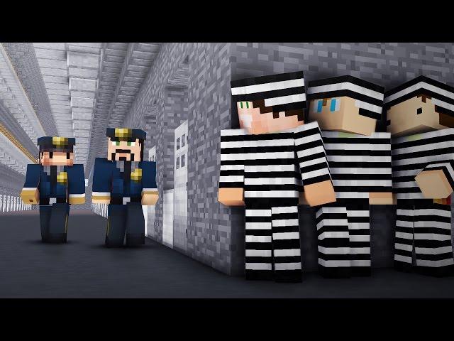 WIELKA UCIECZKA! - Minecraft Więzienie #3