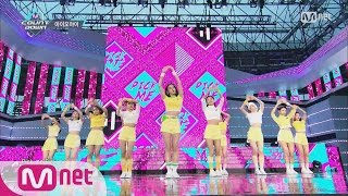 [I.O.I - Intro + Pick me] KPOP TV Show | M COUNTDOWN 161027 EP.498