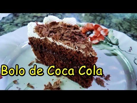 Bolo de Coca cola (por Fernando Couto)