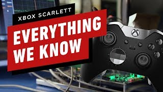 Everything We Know About Xbox Scarlett (So Far)