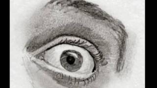 MASTER Drawing the Eye in 2 Minutes (Fear and Surprise)