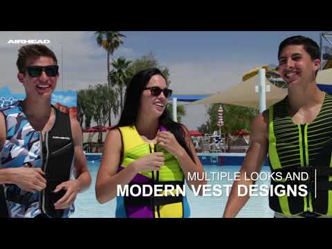 2018 Personal Flotation Devices | Airhead Watersports