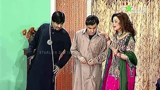 Hussan Meri Majbori Nargis New Pakistani Stage Drama Full Comedy Funny Play | Pk Mast