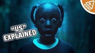 "The Twist Ending to Jordan Peele's ""Us"" Explained! (Nerdist News w/ Amy Vorpahl)"