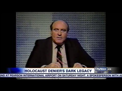 The dark legacy of Holocaust denier Ernst Zundel