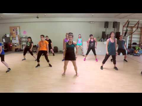 ZUMBA with Talia Groove is in the Heart