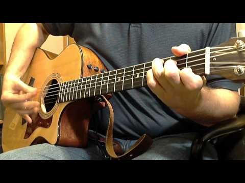 If I Stand - Rich Mullins - Guitar Cover