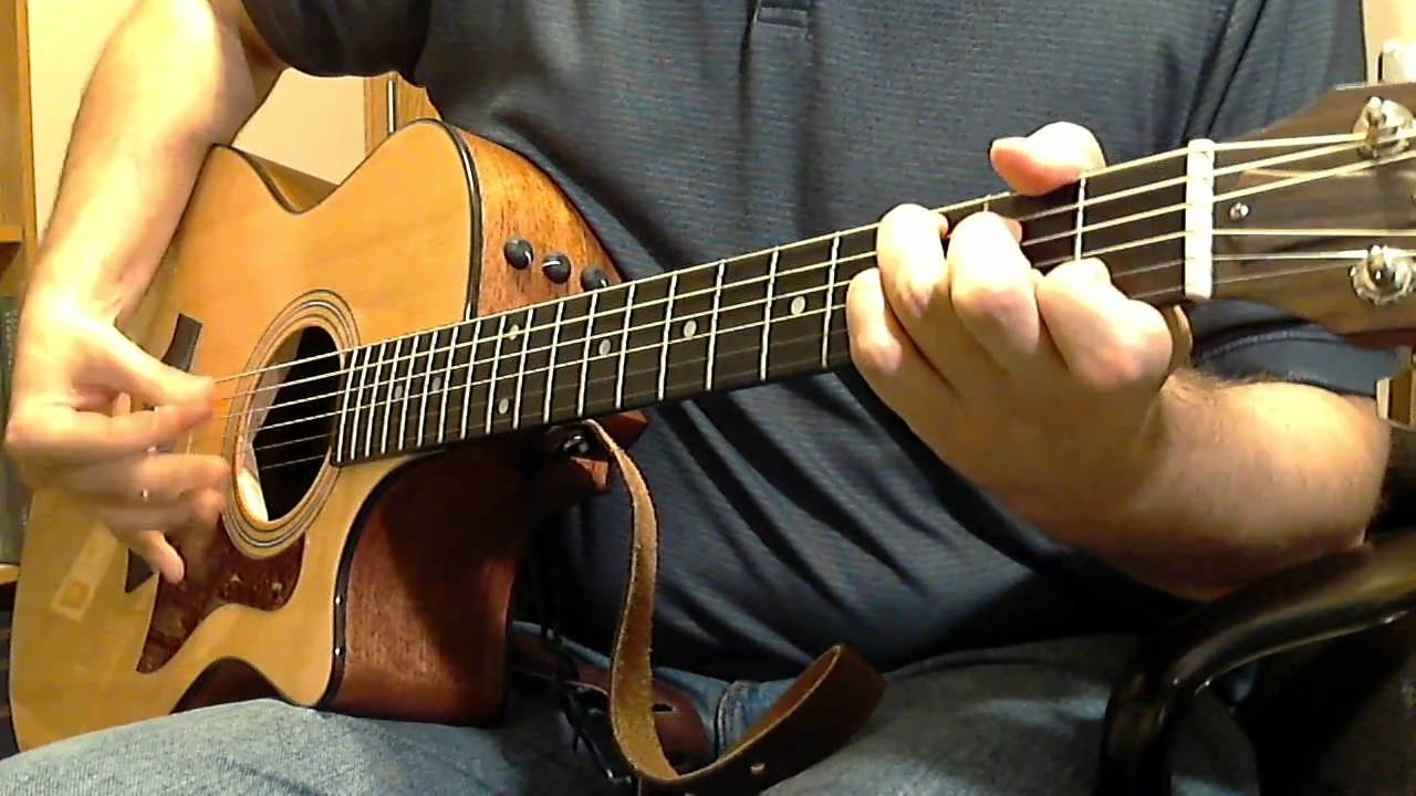 If I Stand Rich Mullins Guitar Cover Youtube