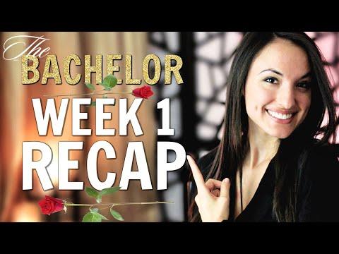 Bachelor Peter Week 1 Recap