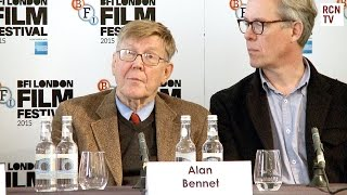Alan Bennett Interview The Lady In the Van Premiere